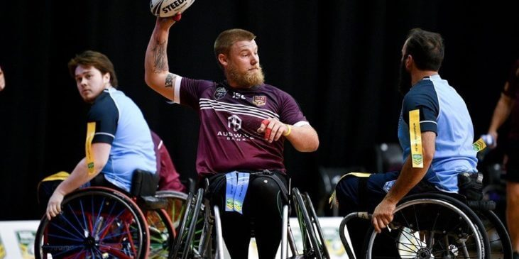 From injury to Origin - NRL wheelchair rugby league