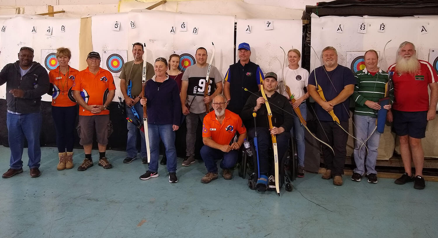 Hunter Archery group