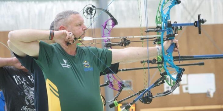 Archery Australia Stephen Slack