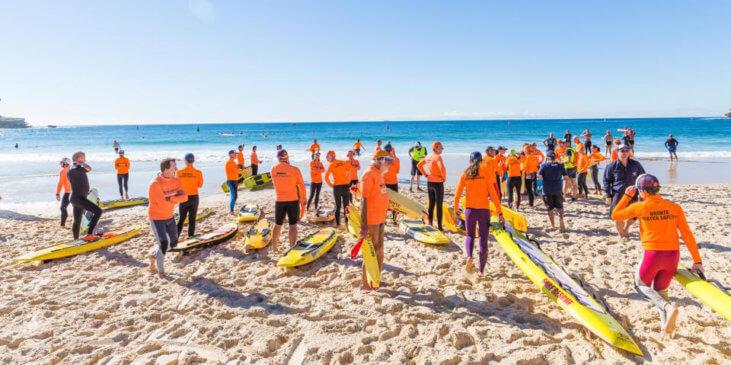 Bronte Surf Life Saving