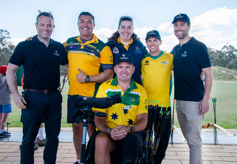 Veteran Sport Australia - First Year anniversary of the Invictus Games