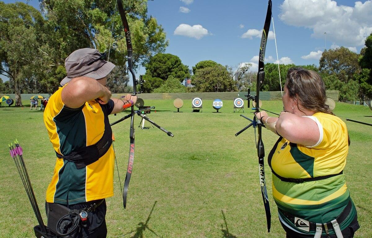 Veteran archery day